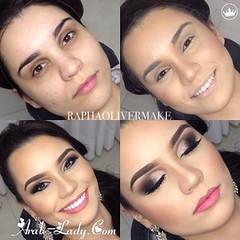 فن الميك آب بصور قبل وبعد ستبهركم (Arab.Lady) Tags: فن الميك آب بصور قبل وبعد ستبهركم
