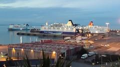 Isle of Inishmore, Oscar Wilde & Stena Europe (andrewjohnorr) Tags: isleofinishmore irishferries oscarwilde stenaeurope stenaline ferries rosslare