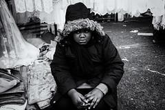 www.arieldasnapper.com (Ariel DaSnapper) Tags: streetphotography streetportrait street candid shot woman black blackandwhite ukblackandwhite bnw bw monochrome fujifilm fujinon fuji xpro1 xphotographer london dalston