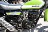 Suzuki TS400 J Apache 1972 Engine
