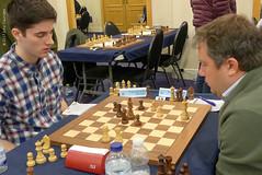 Arkadij Naiditsch v Johan Saloman (Johnchess) Tags: 29january2017 round6 tradewisegibraltarmasters