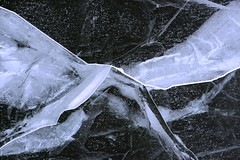 Wings of Ice (Rh+) Tags: iowa ice winter abstract art wings frozen lake mcbride water d800 nikon nature natural amazing