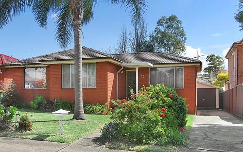 12 Lance Crescent, Greystanes NSW 2145