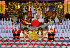 New Year Shrine Offerings (Tim Ravenscroft) Tags: new year january shrine offerings fushimi inari kyoto japan