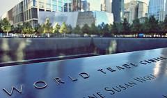 WTC Memorial (soboy5) Tags: nyc manhattan bokeh memorial newyorkcity september11 wtc worldtradecenter tribute 911 wtcmemorial september11memorial