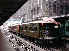 CTA Loop Alive train Feb 82 8 (jsmatlak) Tags: chicago cta l elevated subway train electric railway rapid transit metro loop 1 4000