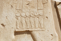 Cobra Kilt (Chris Irie) Tags: cobra relief temple seti abydos egypt