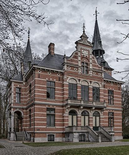 Herentals, kasteel Le Paige