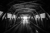 Taftsville Covered Bridge [Explored on 1/10/17] (Ilirjan Rrumbullaku) Tags: vermont vt bridge coveredbridge newengland blackwhite blankandwhite bnw bw fuji x100 x100t fujifilm wlcx100t