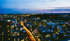 SUNSET@SS30 (jinnsjj) Tags: sendai japan nikon longexposure flickrfriday night sunset building street
