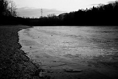 TRI-X Landscape (Nikon FE2) (stefankamert) Tags: meinfilmlab wwwmeinfilmlabde stefankamert trix film analog landscape kodak nikon fe2 nikonfe2 bw baw sw noir blackandwhite grain frozen winter