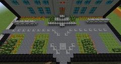 landstalker Mercator (deaniepops) Tags: town mercator climax landstalker minecraft castle duke water building