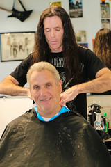 Get a Haircut (VEDC) Tags: lasvegas barber getahaircut barbershop vedc smallbusiness jerryjones musician rockband heavymetal rocker haircut hair cut funding finance shop local community