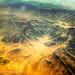 Afghanistan Abstract Aerial Photograph