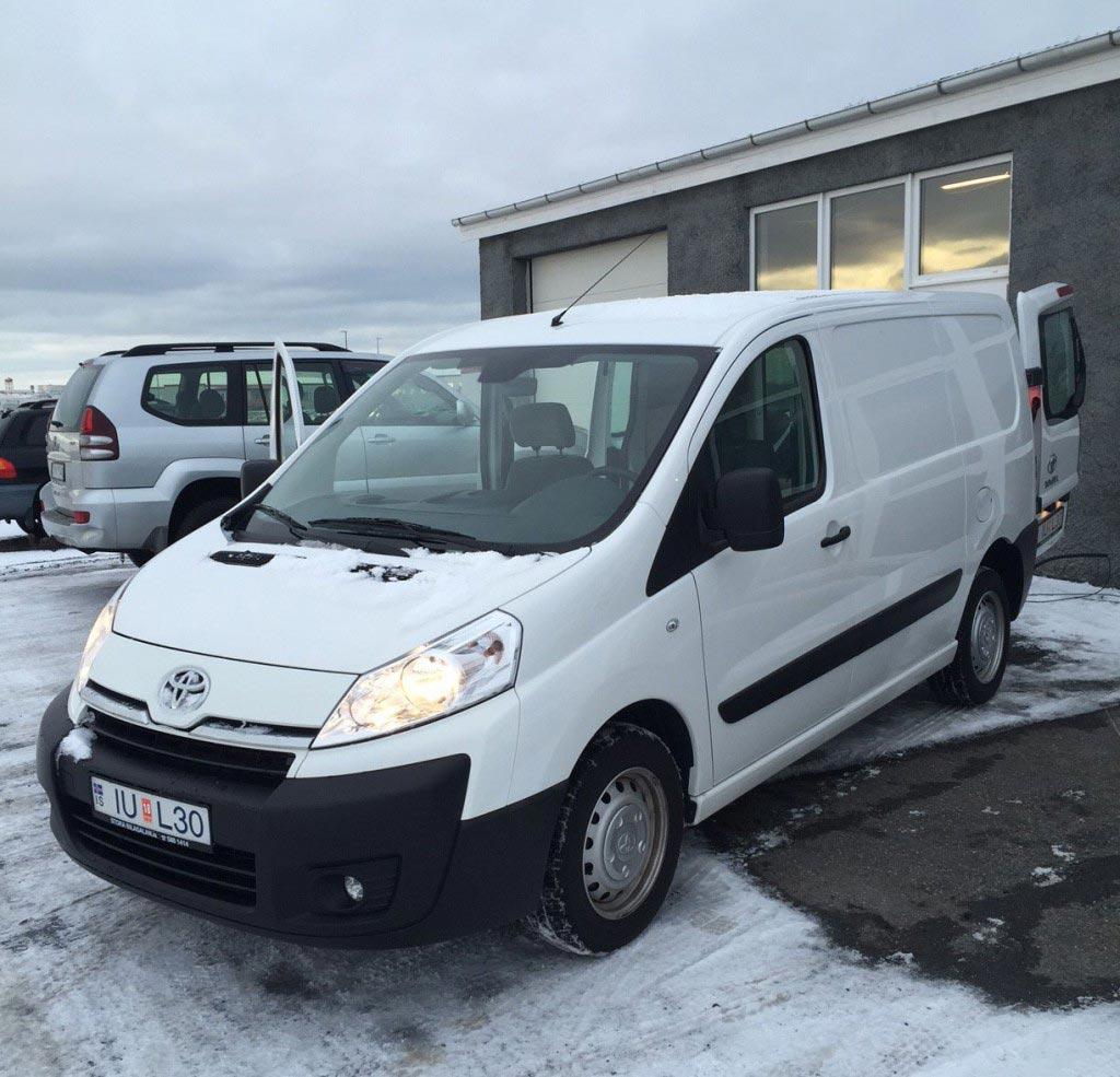 Rental Cars Iceland Kef