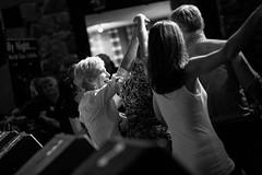 Dancing at the Club – Festival Club – October 2012 (photo: Corey Katz)