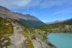 Trekking para Laguna e Glaciar Huemul (Mauro JR Silva) Tags: laguna glaciar huemul chalten argentina patagonia
