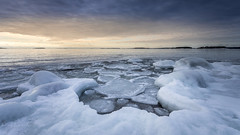 Winter day (Mika Laitinen) Tags: balticsea canon5dmarkiv finland helsinki lauttasaari leendgrad scandinavia suomi cloud color frozen ice icefloe landscape nature outdoor sea seascape shore sky snow winter uusimaa fi