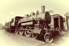 Old Timer (robtm2010) Tags: railroad usa museum canon pennsylvania rr trains locomotive scranton t3i steamlocomotive steamtownrrmuseum