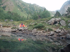 "Озеро на подходе к перевалу Орлёнок (фото_И.В. Головачев) • <a style=""font-size:0.8em;"" href=""https://www.flickr.com/photos/127888002@N02/20771431672/"" target=""_blank"">View on Flickr</a>"
