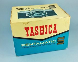 1960s Yashica Pentamatic S Box... 1961