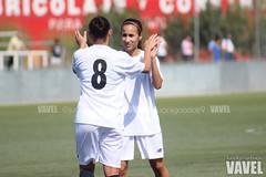 Sevilla Femenino - Hispalis 010 (VAVEL Espaa (www.vavel.com)) Tags: futbolfemenino hispalis futfem segundadivisionfemenina sevillavavel sevillafemenino juanignaciolechuga futbolfemeninovavel cdhispalis sevillafcfemenino