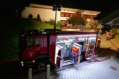 Löschfahrzeug Feuerwehr Fire Brigade Hochdorf Switzerland (roli_b) Tags: auto fire schweiz switzerland feuerwehr pompier drill firedrill brigade feuerwehrauto hochdorf löschfahrzeug seetal feuerwehrlastwagen löschlastwagen