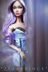 (️ Zezaprince ️) Tags: fashion doll mood lavender poppy royalty parker luxe changers zezaprince uploaded:by=flickrmobile flickriosapp:filter=nofilter
