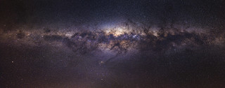 Milky Way - Full 180 Degree Panorama