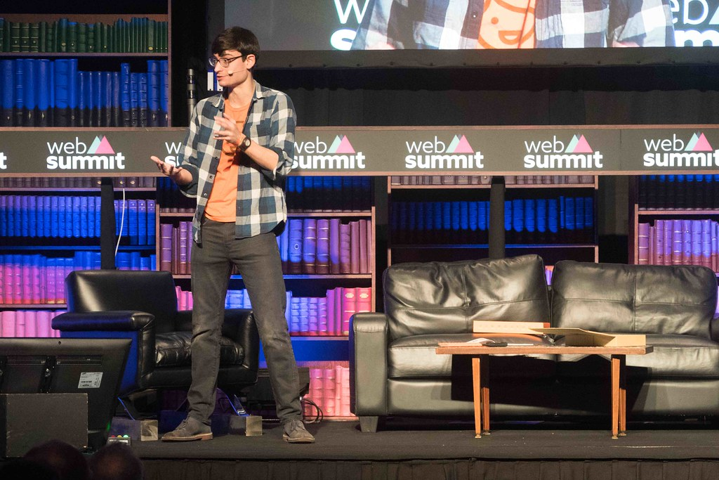 DAY THREE OF THE WEB SUMMIT [DUBLIN 2015]-109964