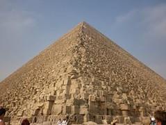 Pirmide de Keops. (carmen-amil) Tags: cairo viajes desierto egipto pirmides nilo