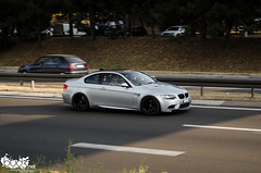 BMW M3 E92. (Stefan Sobot) Tags: blue car race nikon serbia fast exotic german bmw belgrade m3 luxury rare beograd supercar srbija e92 d7000