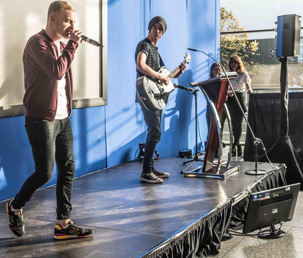 "FLYNN JOHNSON PRESENTS ""IN THE MEANTIME"" EP [CREATIVE TECH FESTIVAL 2015]-109392"