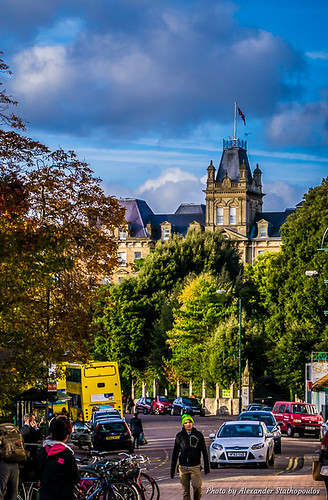 Bournemouth Town Centre by Alexander Stathopoulos