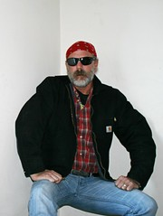 The Beard is Back ! (Cowboy Tommy) Tags: hairy hot sexy sunglasses sex beard furry crotch jeans shade western denim redneck stache mustache bandana levis package buckle rugged bulge bluecollar hanky beared tightjeans silverdaddy facefur