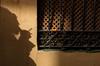 La sombra (miguelangelortega) Tags: wood textura window wall ventana pared madera fuji cigarette ciudad sombra fumar cigarro rejas encendedor mechero somoke celosía rejería ltytr2 ltytr1 fujifilmx100s
