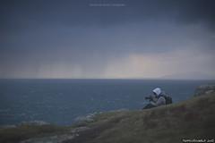 fotografando fino ad un attimo prima del temporale.. (Matteo Rinaldi.it) Tags: fotografo scogliere temporale scozia neistpoint isoladiskye