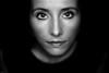 Yvonne... (lichtflow.de) Tags: canon eos5dmarkiii festbrennweite ef50mmf14 blitz kunstlicht sw schwarzweis shooting gesicht girl face frau augen eyes nice hübsch human mädchen mensch