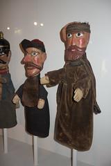 Antique hand puppets (quinet) Tags: 2013 allemagne deutschland germany munichstatemuseum mnchen stadtmuseummunich fantoche marionette puppet munich bavaria