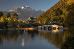 Ylng Xushn (Jade Dragon Snow Mountain) (Karine EyE (on a 3-month asian trip)) Tags: