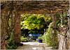 pergola (vernon.hyde) Tags: pergola sunshineshadows bluegardenseat