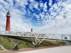 Lighthouse (tropeone) Tags: scheveningen lighthouse beach shore holland netherlands summer europe