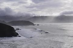 Pacifica, CA, 11-20-2016-No 5 (kovno) Tags: california pacifica ocean seashore waves fog clouds
