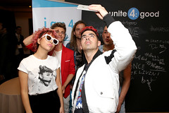 5597648ci (unite4good) Tags: varietys unite4humanity gala unite4good los angeles america 25 feb 2016 jinjoo joe jonas cole whittle jack lawless music female male notperforming withothers personality 35072879