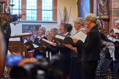 Laurentiuskoor, Heemskerk, 2016 (pmhudepo) Tags: laurentiuskerk kerk church kerkdienst churchservice music koor laurentiuskoor kerkkoor churchchoir choir