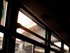 Sun light. 2 (Heonni) Tags: bus inside sun sunlight window버스 버스창문 빛 손잡이 태양