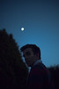 Lunar Dreaming 4/365 (Elliot Tratt) Tags: portrait portraits star stars moon moons lunar space dark darkness tree person portraiture light canon eos 5d 5dm2 2017 365 4 boy outside