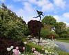 Eros at Mona Vale (NZGandG) Tags: canterbury newzealand nz eros monavale tulips pinktulip whitetulip garden