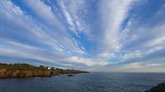 Wide Clouds (Falcon_33) Tags: landscape france doelan portdedoelan french français paysage sonyalpha7mkii variotessartfe1635mmf4zaoss variotessartfe41635 sonyfe70200mmf40gosslens