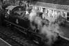 Sauna Anyone? (Mox Pix) Tags: severnvalleyrailway platform engine train tracks locomotive station arley steam